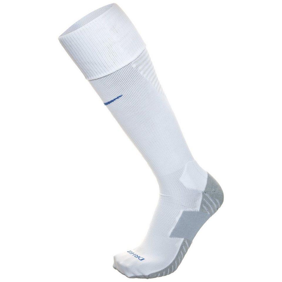 NIKE Team Match Fit Core OTC Sockenstutzen in schwarz / anthrazit