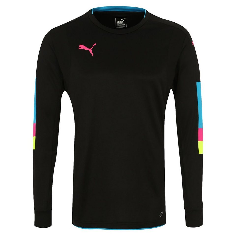 PUMA Tournament Torwarttrikot Herren in schwarz / blau
