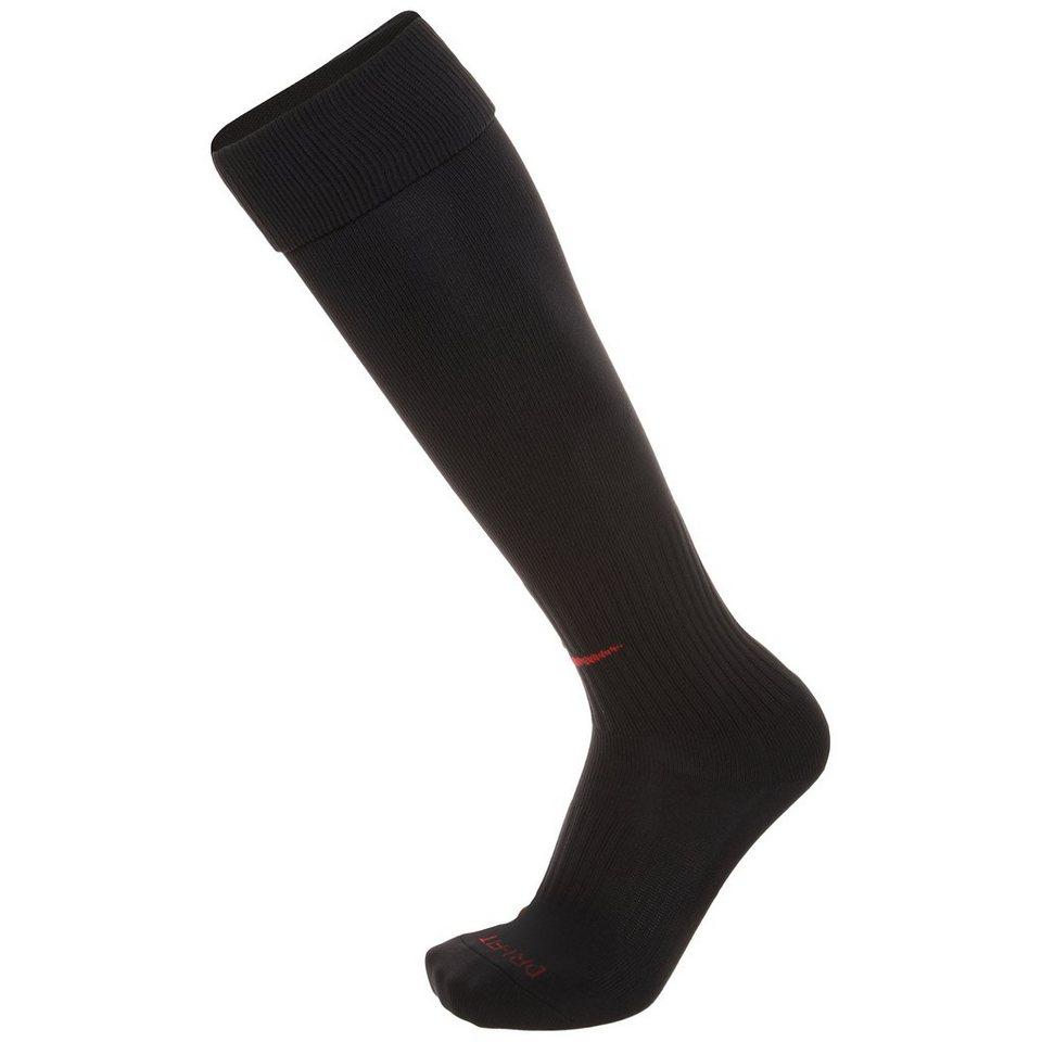 NIKE Classic II Sockenstutzen Herren in schwarz / rot