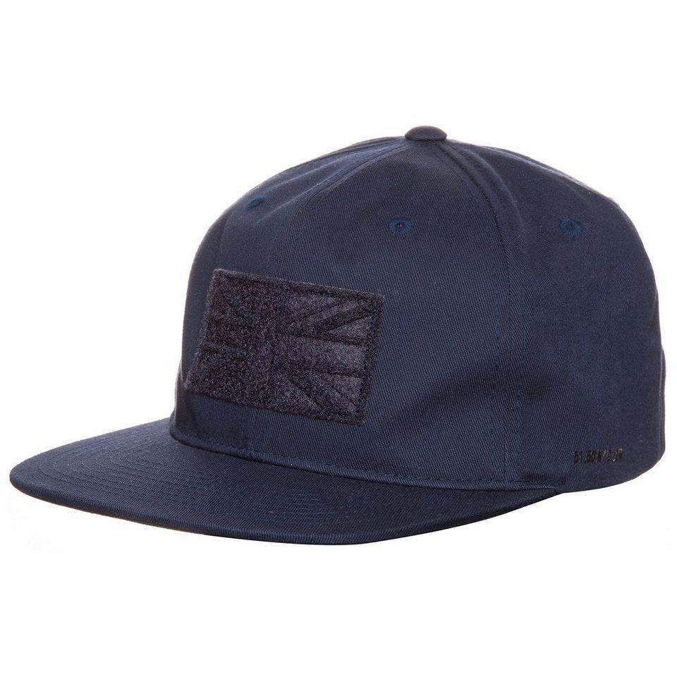 Herschel Troy - British Snapback Cap in dunkelblau