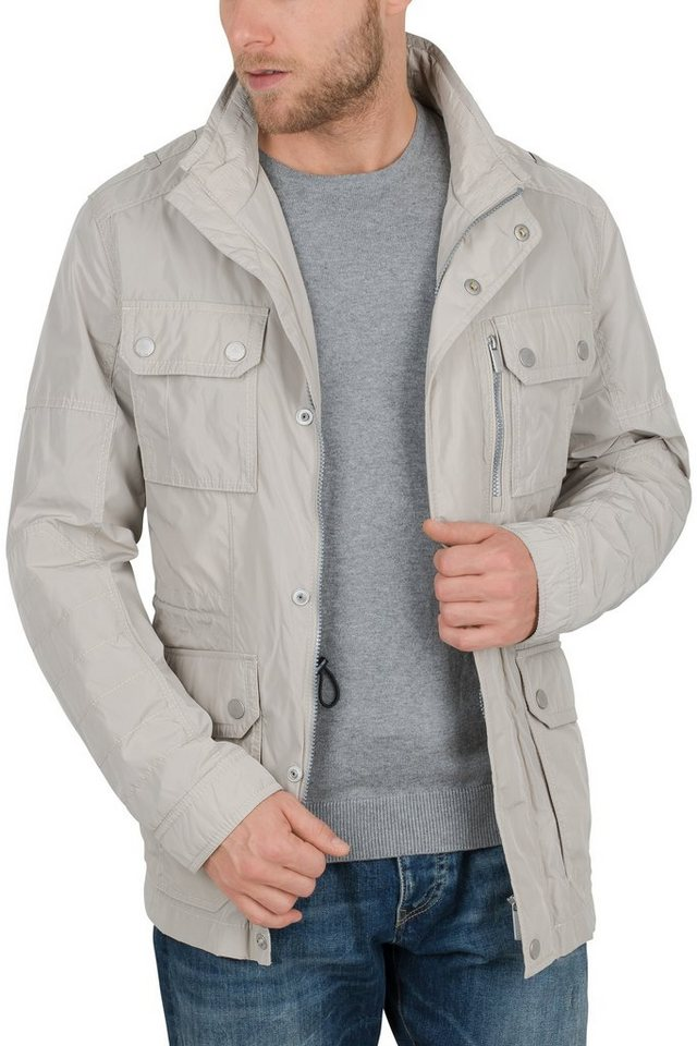 S4 Jackets Fieldjacket »HENRY« in sand