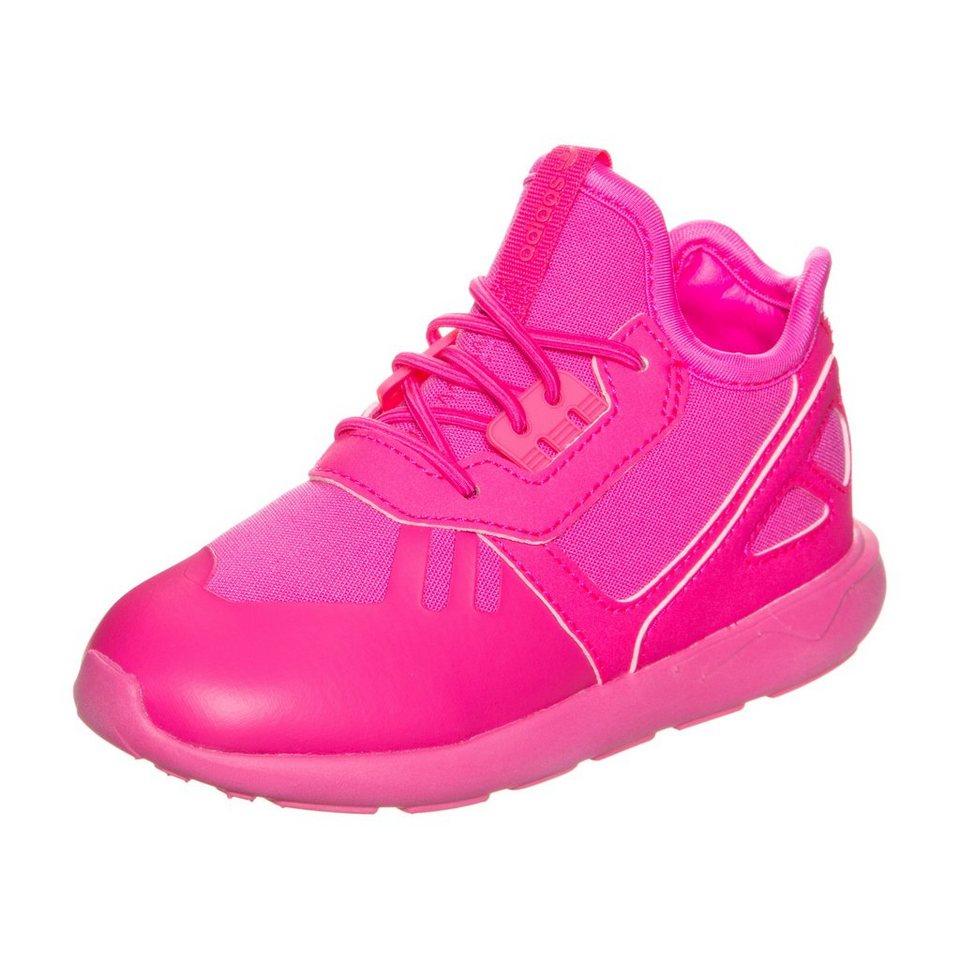 adidas Originals Tubular Runner Sneaker Kleinkinder in pink