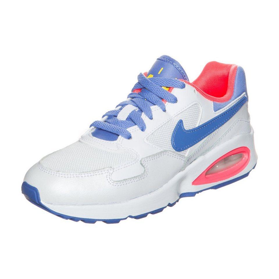 Nike Sportswear Air Max ST Sneaker Kinder in weiß / blau / koral