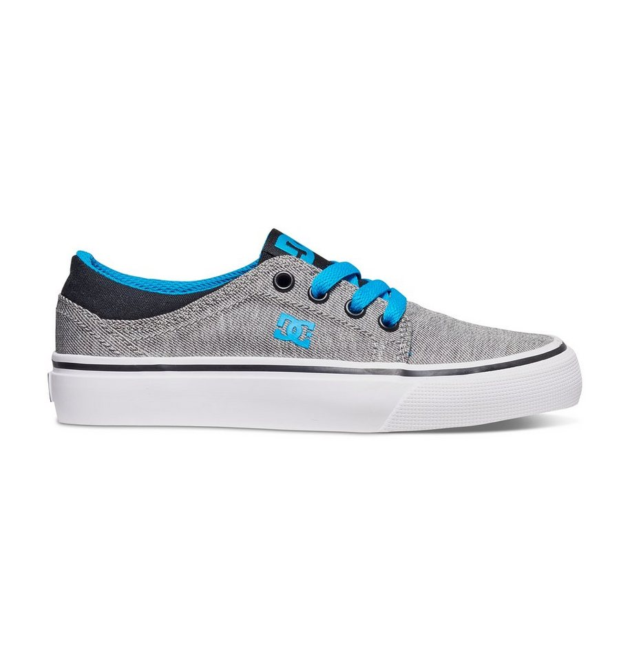 DC Shoes Low top »Trase TX SE« in Grey heather