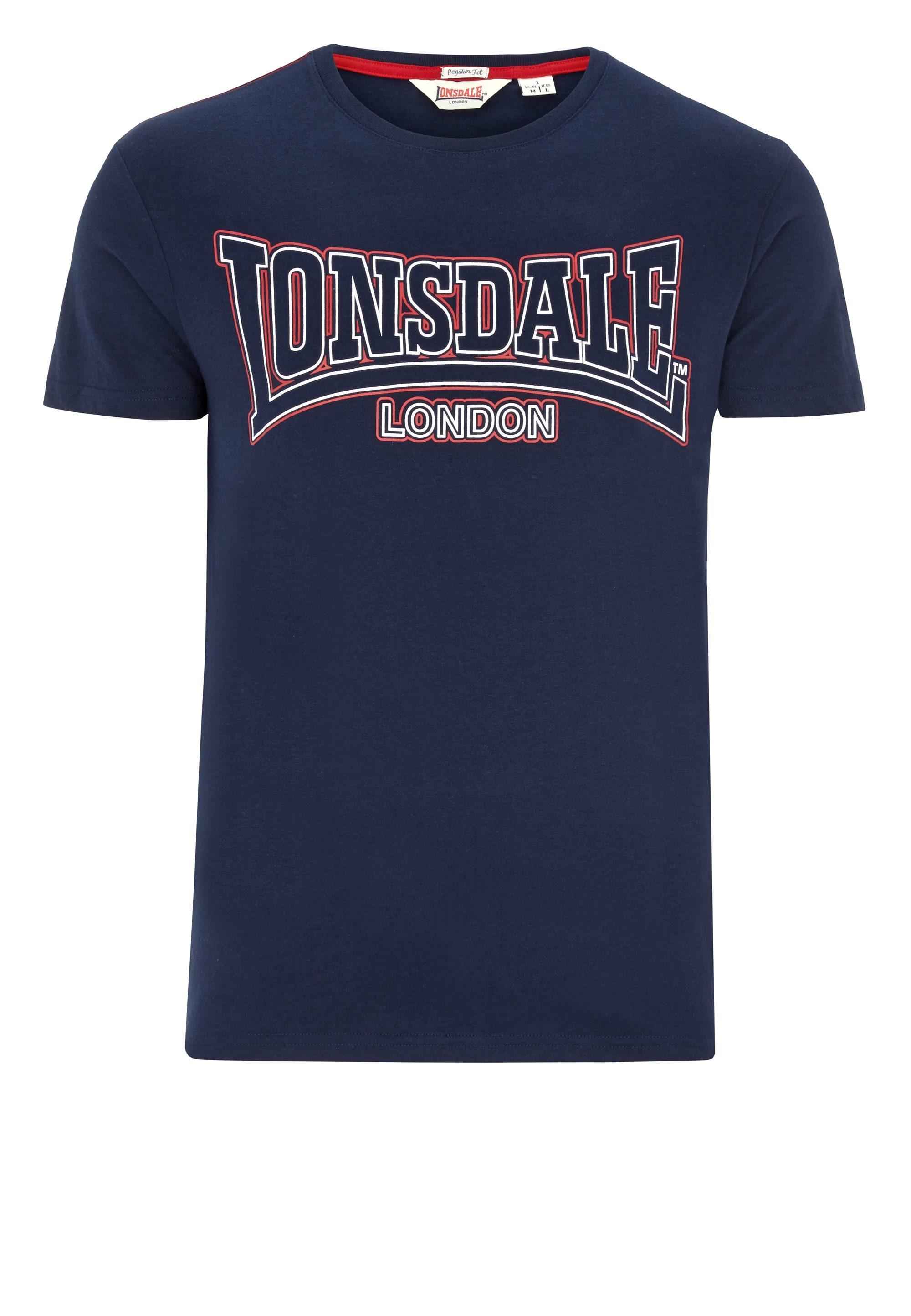 Lonsdale T-Shirt »ROMSLEY«