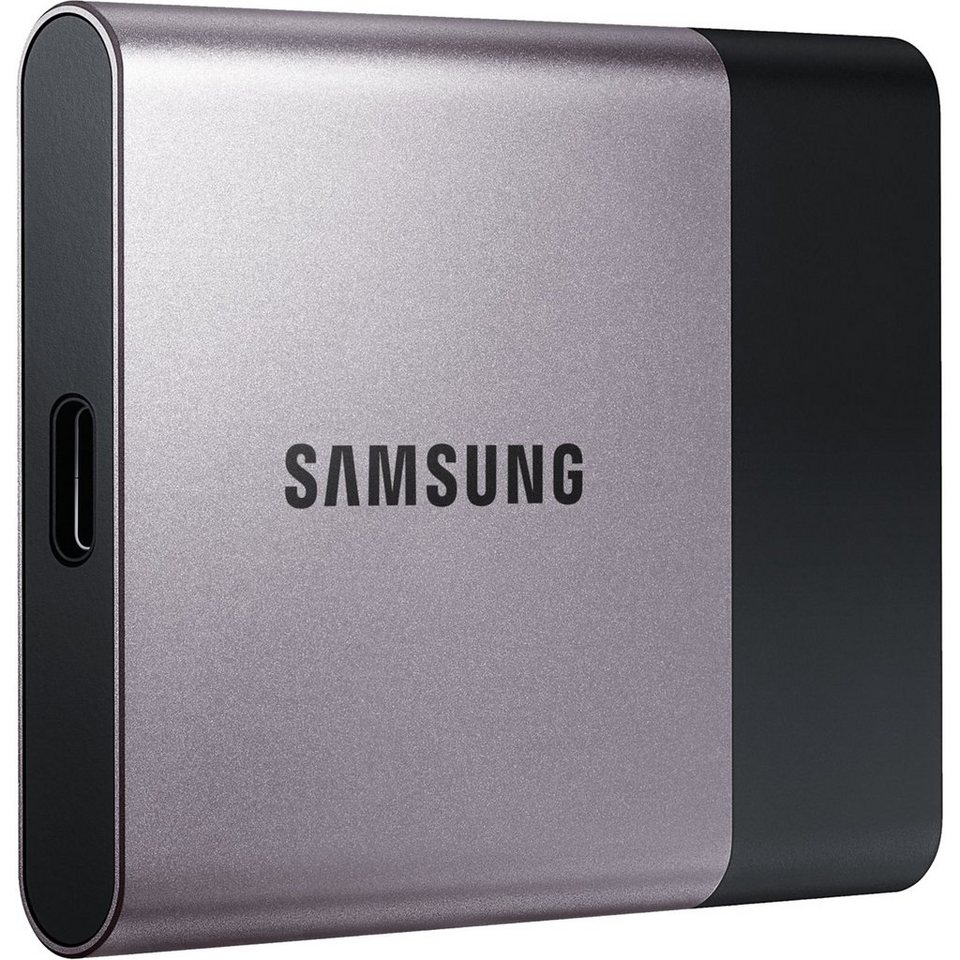 Samsung Solid State Drive »SSD 250GB Portable T3 USB3.1 Gen1«