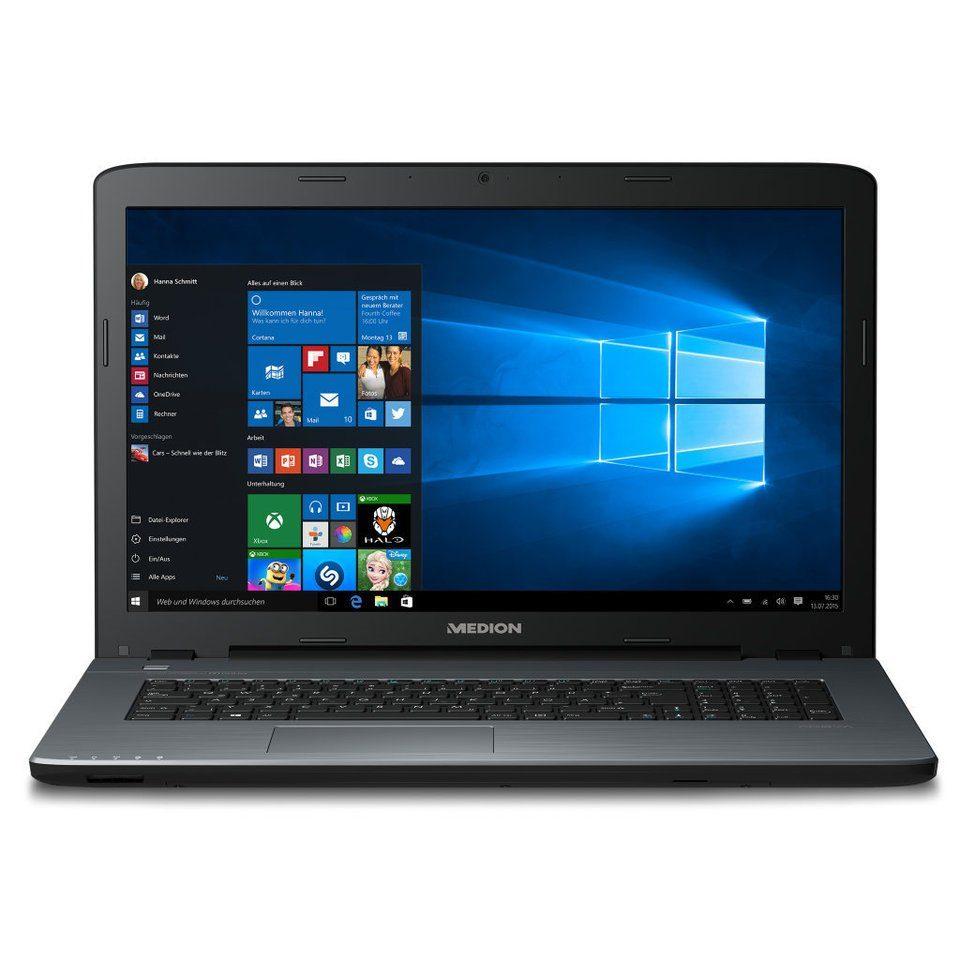 "MEDION® AKOYA® P7641 17,3"" Notebook MD 99855 »Intel®Core i5, 1TB HDD, 128GB SSD«"