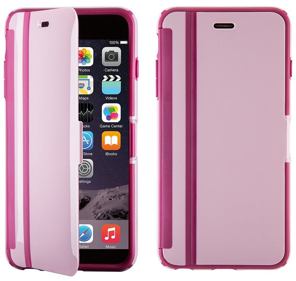 "Speck HardCase »CandyShell Wrap iPhone (6/6S) 4.7"" Pale Rose Pink/« in rot"