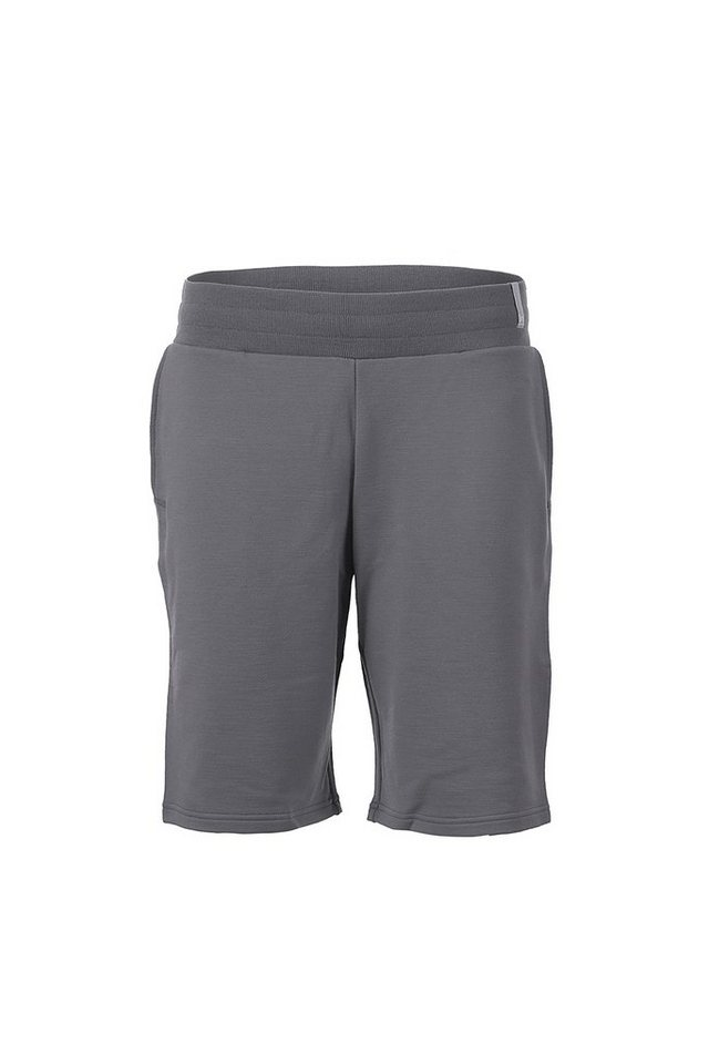 Super.Natural Merino-Shorts »M VOYAGE SHORT« in QUIET SHADE MELANGE