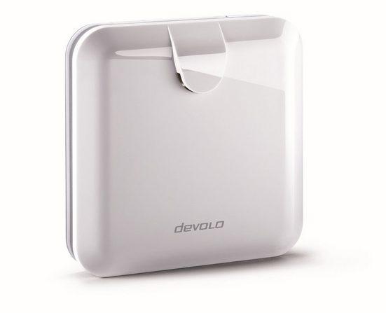 DEVOLO »Smarthome Alarm System, 110 Dezibel, Z-Wave« Rauch- und Hitzewarnmelder