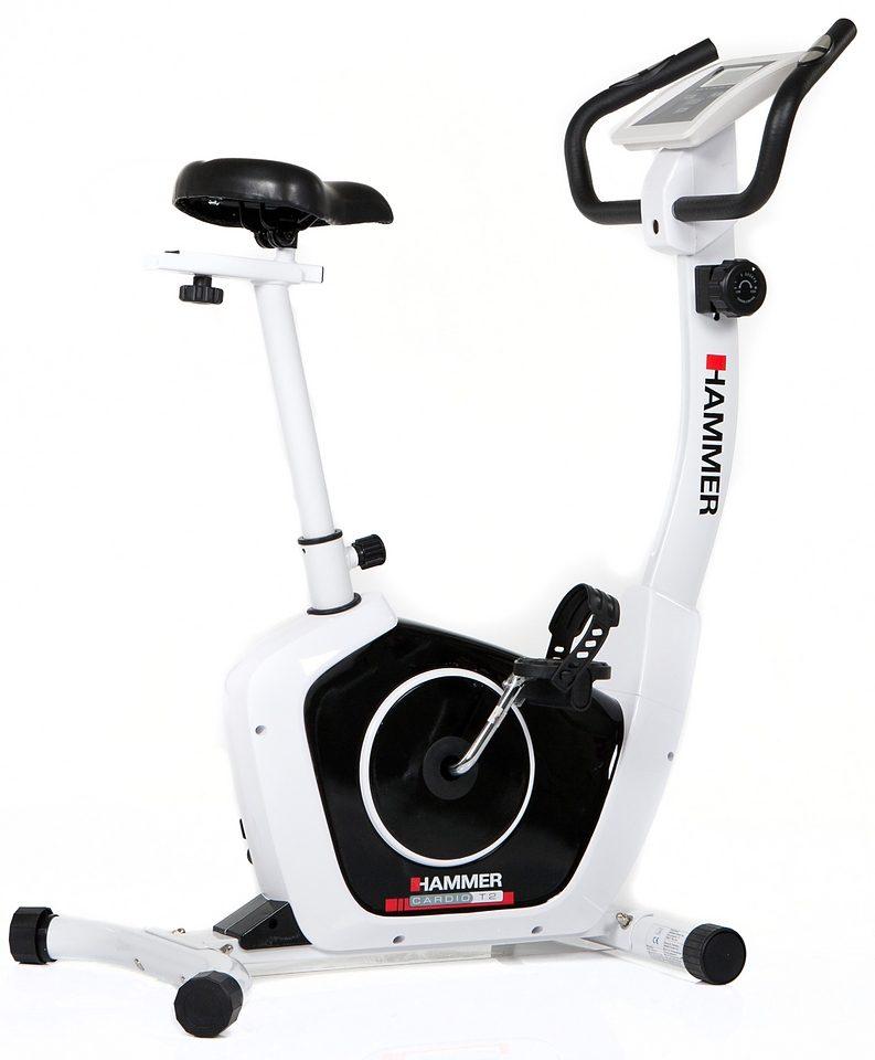 Heimtrainer, Hammer®, »Cardio T2«, mit Magnet-Bremssystem