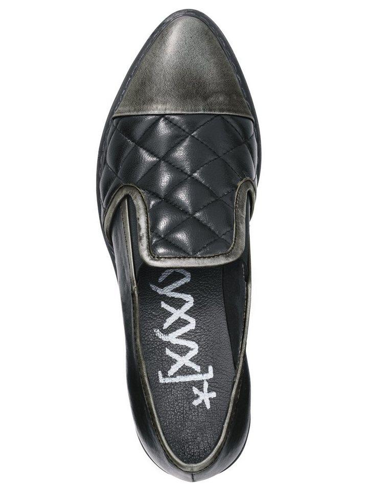 XYXYX Slipper von XYXYX in schwarz/silberfarben