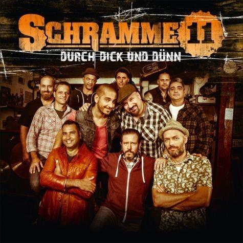Audio CD »Schramme11: Durch Dick Und Dünn«