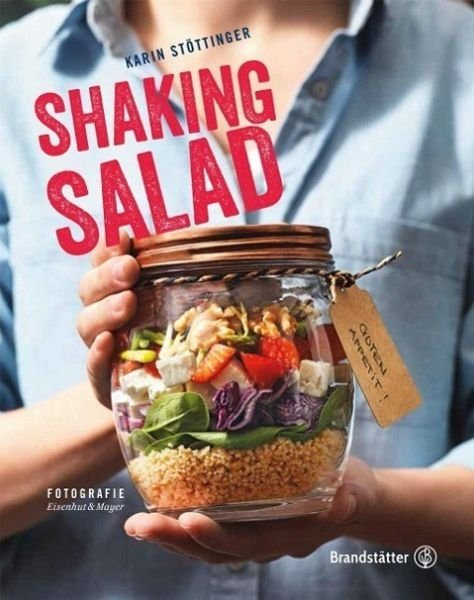Gebundenes Buch »Shaking Salad«