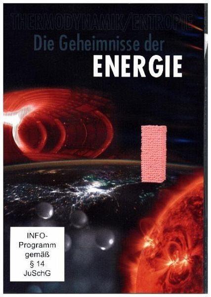 DVD »Die Geheimnisse der Energie«