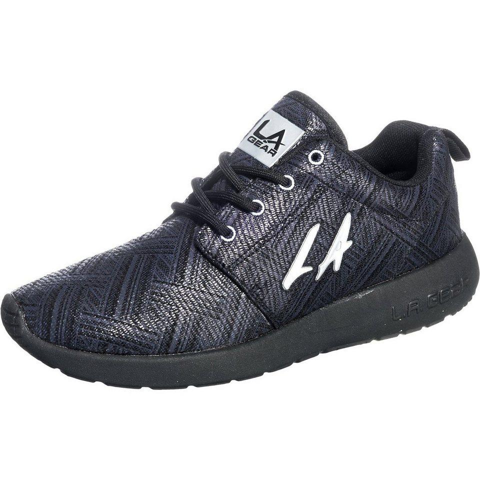 LA Gear Sunrise Sneakers in schwarz