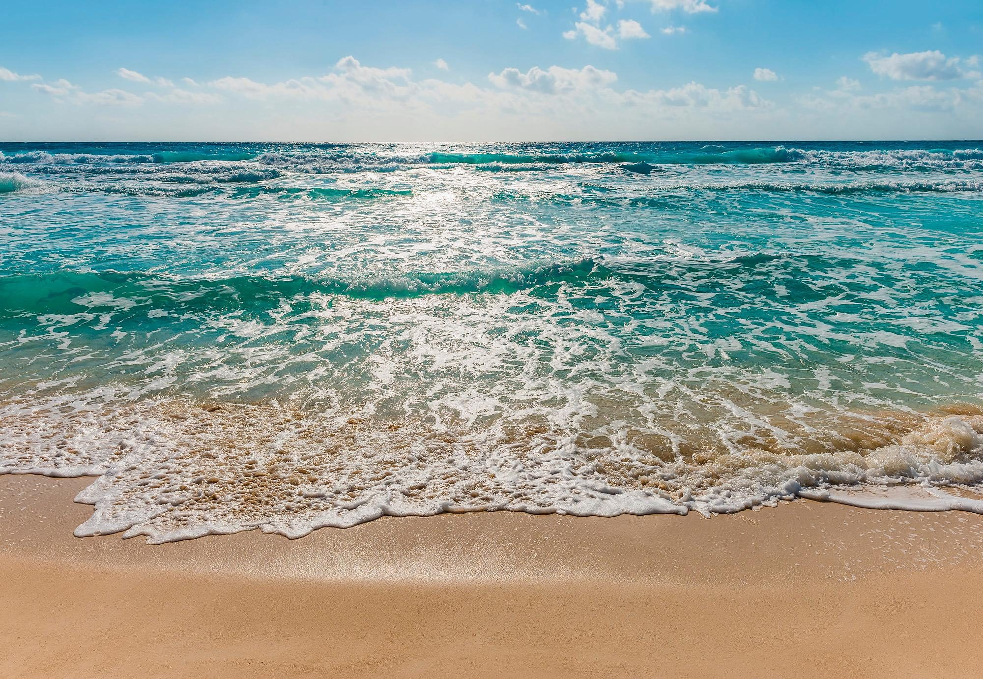Erstaunlich Fototapete mit Strand online kaufen | OTTO KN92