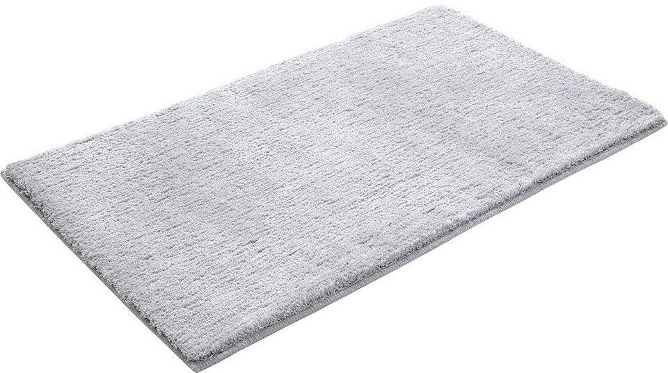 Badematte, Esprit, »Softy«, Höhe 20 mm, rutschhemmender Rücken in grau