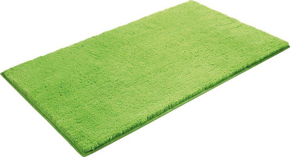 Badematte, Esprit, »Softy«, Höhe 20 mm, rutschhemmender Rücken in grün
