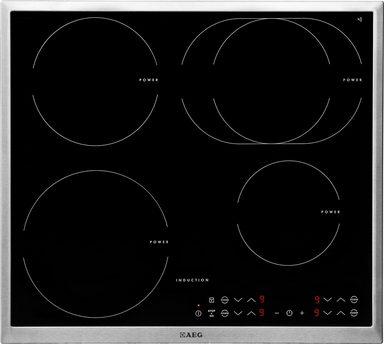 AEG Induktions-Kochfeld HKA6325IND, mit Stop&Go-Funktion