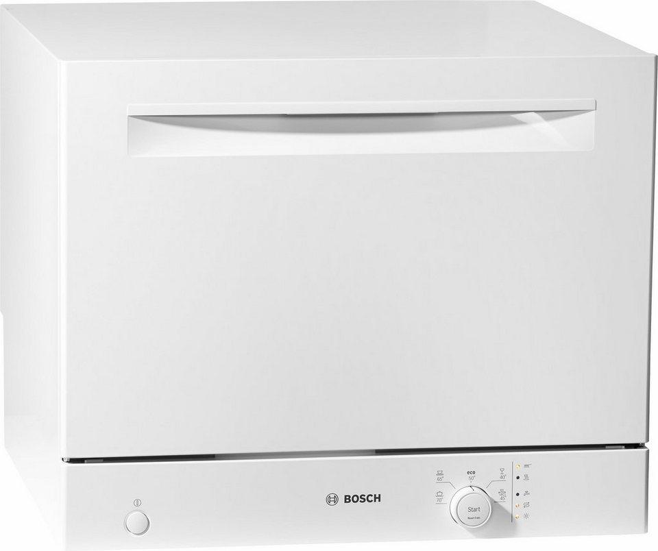 BOSCH Geschirrspüler SKS50E32EU, A+, 8 Liter, 6 Maßgedecke in weiß