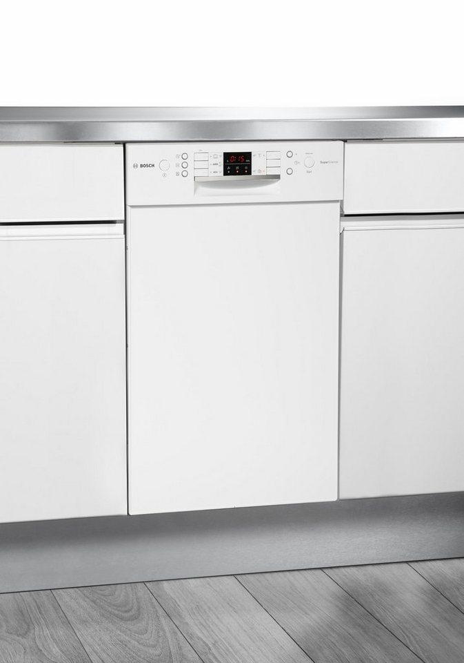 bosch unterbaugeschirrsp ler serie 6 spd58n02eu a 9 5 liter 10 ma gedecke online kaufen otto. Black Bedroom Furniture Sets. Home Design Ideas