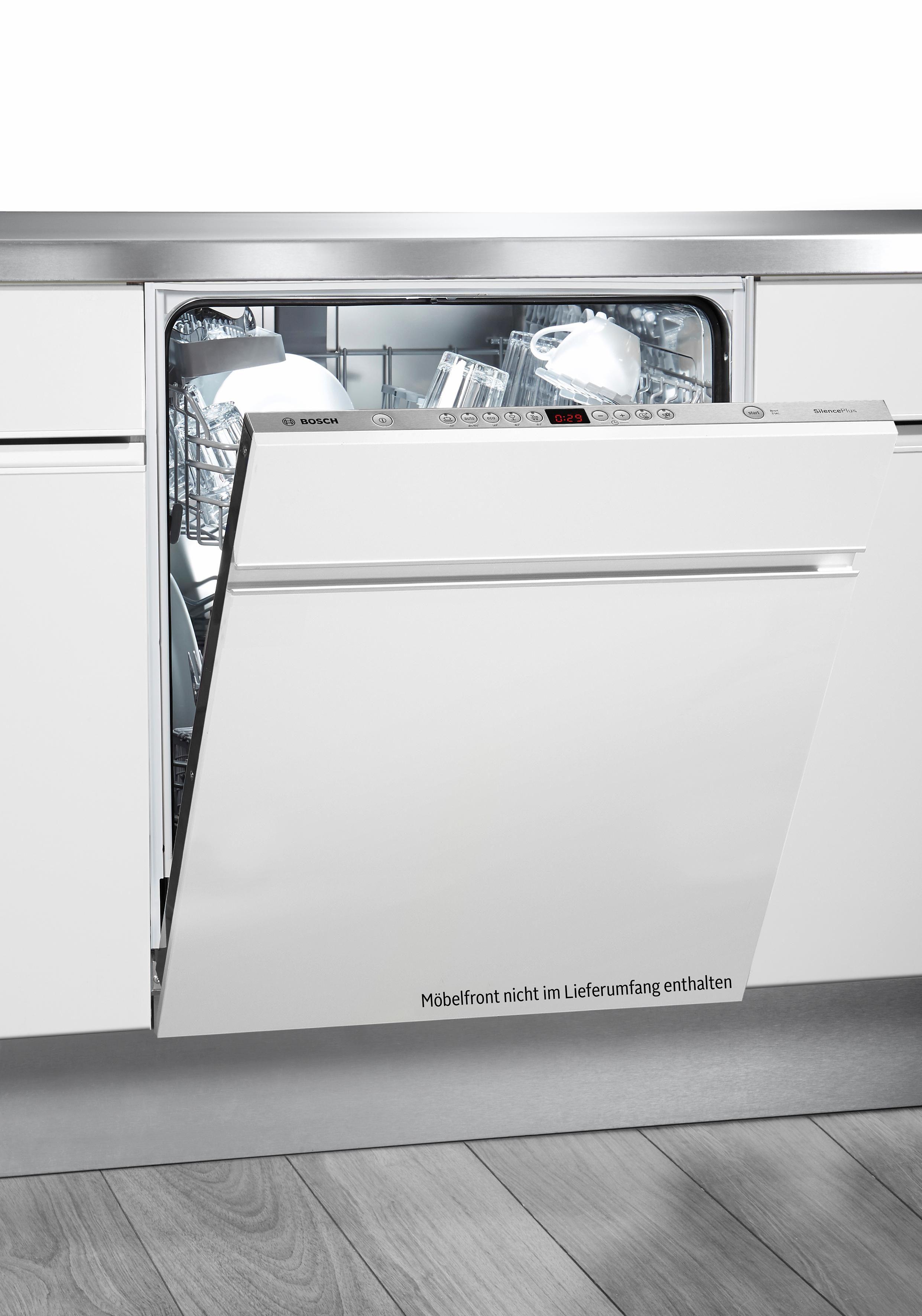 Bosch vollintegrierbarer Einbaugeschirrspüler SMV53P60EU, Energieklasse A+++