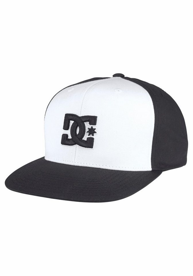 DC Shoes Baseball Cap in schwarz