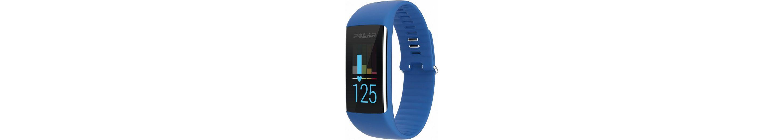 Polar Fitness Tracker blau, »A360«