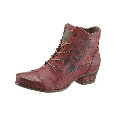 Damen: Schuhe: Stiefeletten: Schnürstiefeletten