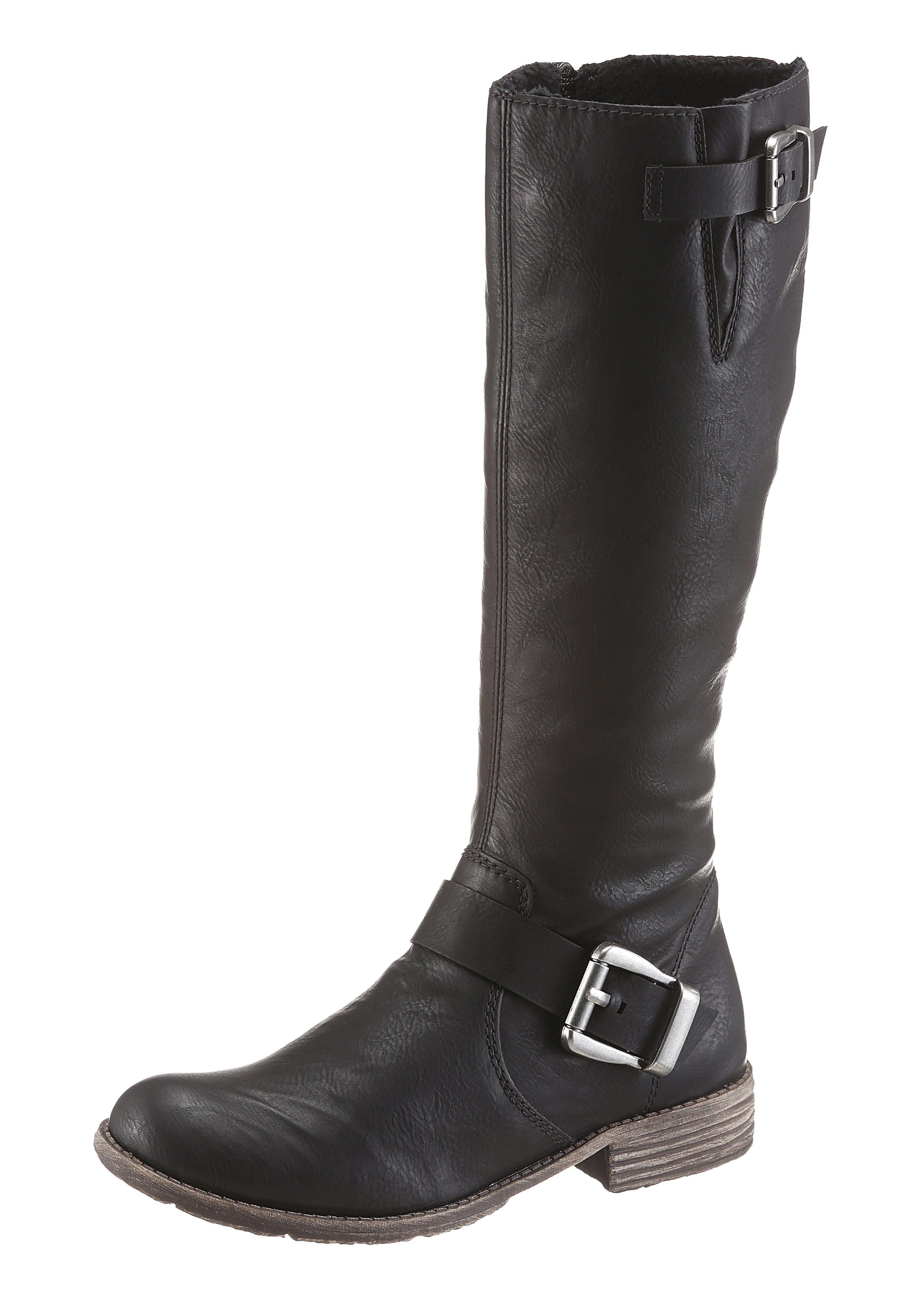 Rieker Stiefel mit modischer Zierschnalle kaufen | OTTO AXWTA
