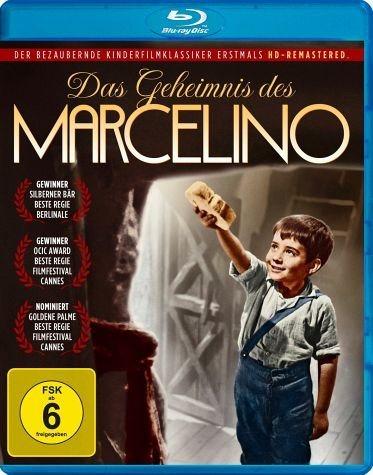 Blu-ray »Das Geheimnis des Marcelino«