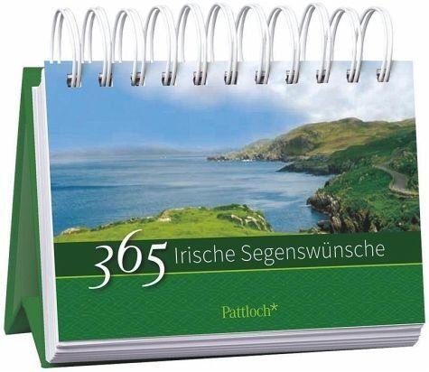 Kalender »365 irische Segenswünsche«
