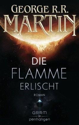 Broschiertes Buch »Die Flamme erlischt«