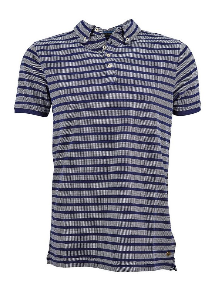 Scotch & Soda Poloshirt in blau