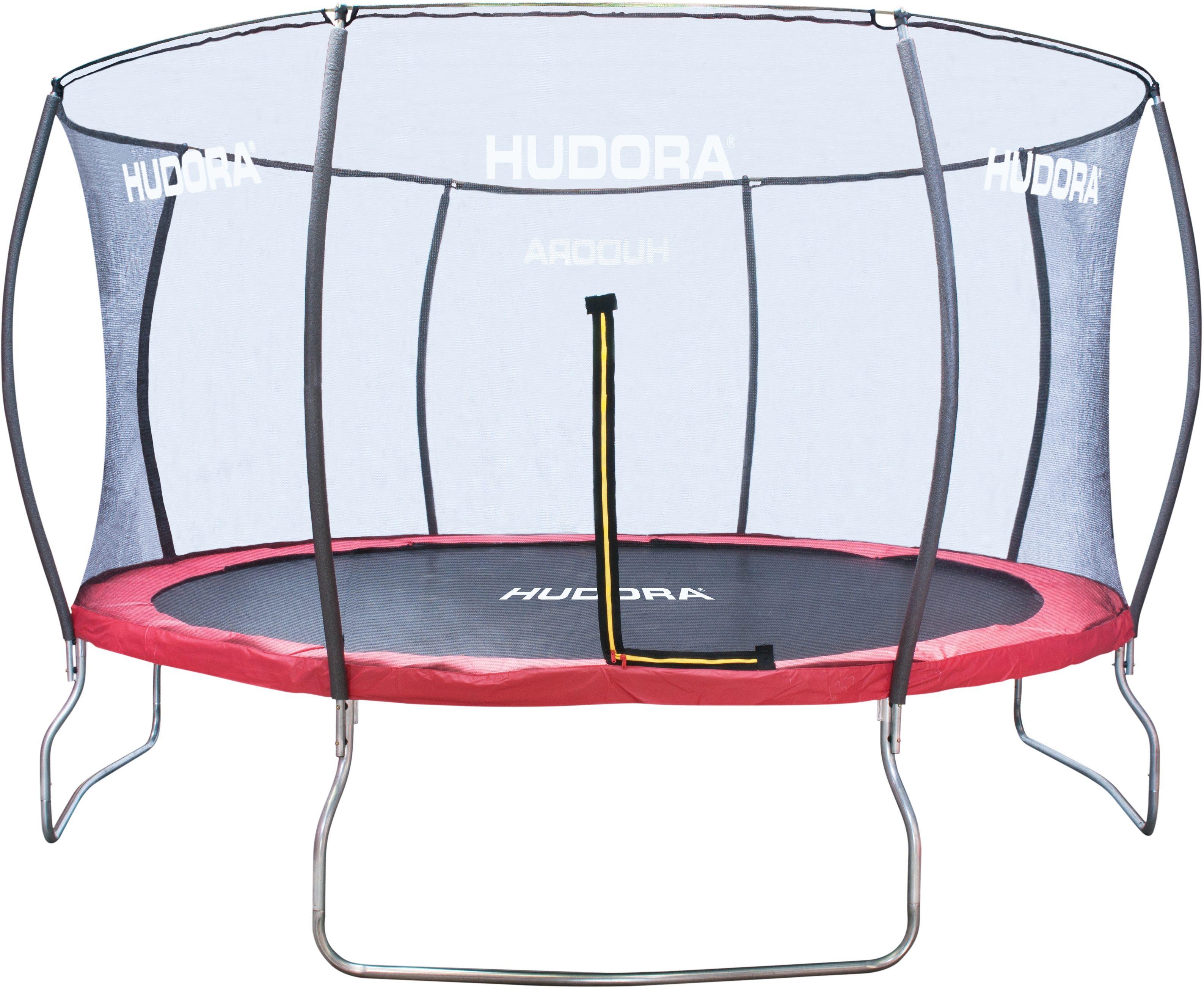 Hudora Trampolin 400cm, inkl. Netz, »Fantastic Trampolin 400V«