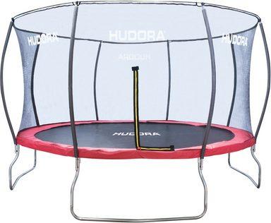 hudora gartentrampolin fantastic trampolin 400v 400. Black Bedroom Furniture Sets. Home Design Ideas
