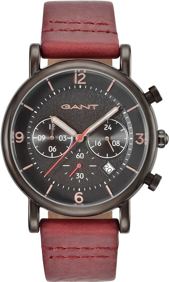 Gant Chronograph »SPRINGFIELD, GT007002« in rot