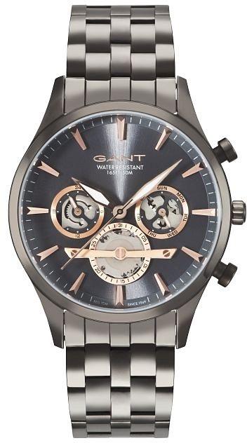 Gant Chronograph »RIDGEFIELD, GT005005« in grau