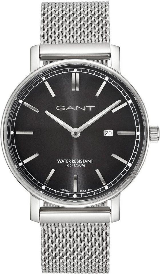 Gant Quarzuhr »NASHVILLE, GT006008« in silberfarben