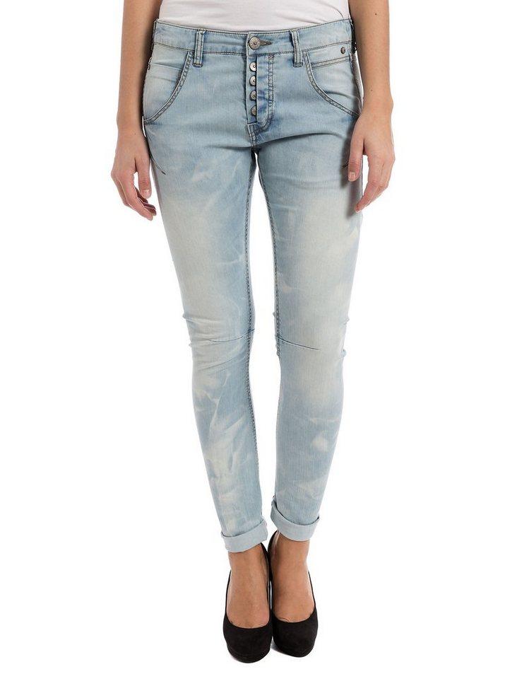 "TIMEZONE Jeans »RivaTZ ""3010 light blue""« in light blue"