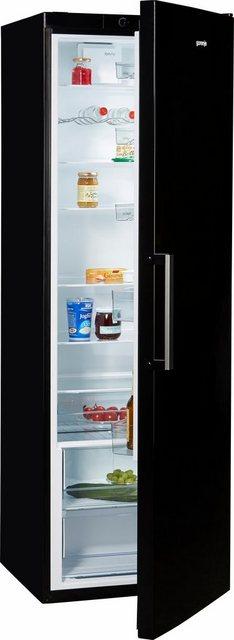 GORENJE Vollraumkühlschrank R 6192 FBK| 185 cm hoch| 60 cm breit| Energieklasse A++| 185 cm hoch| FreshZone-Schublade| Großraum! | Küche und Esszimmer > Küchenelektrogeräte > Kühlschränke | Gorenje