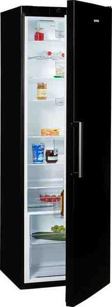 GORENJE Kühlschrank R 6192 FBK, 185 cm hoch, 60 cm breit, Energieklasse A++, 185 cm hoch, FreshZone-Schublade, Großraum