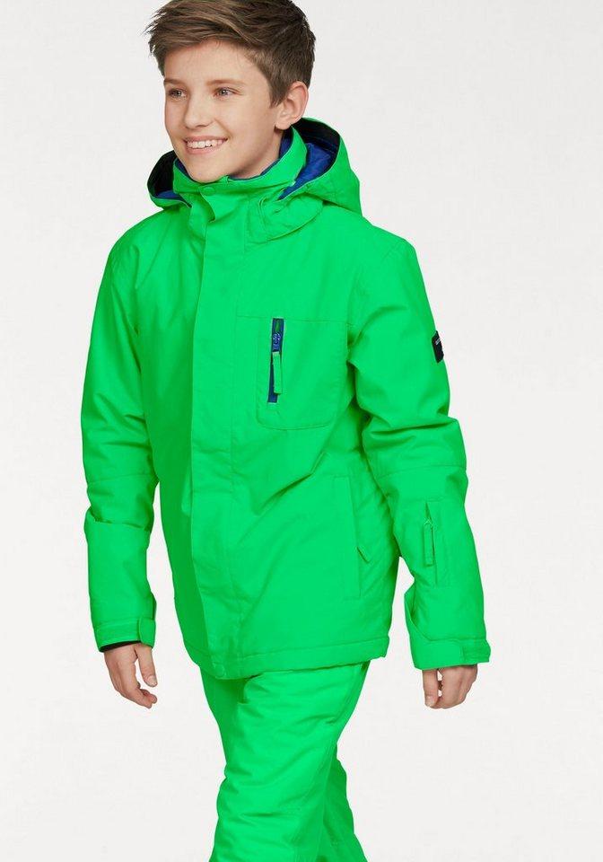 Quiksilver Skijacke Hohes Wärmerückhaltevermögen in grün