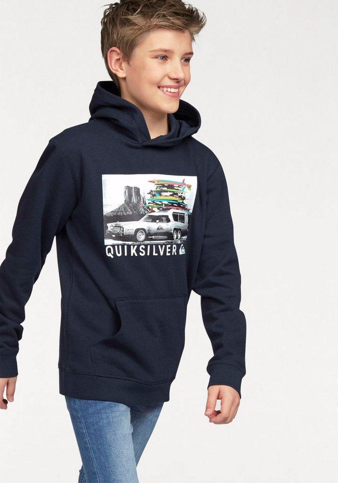 Quiksilver Sweatshirt in marine