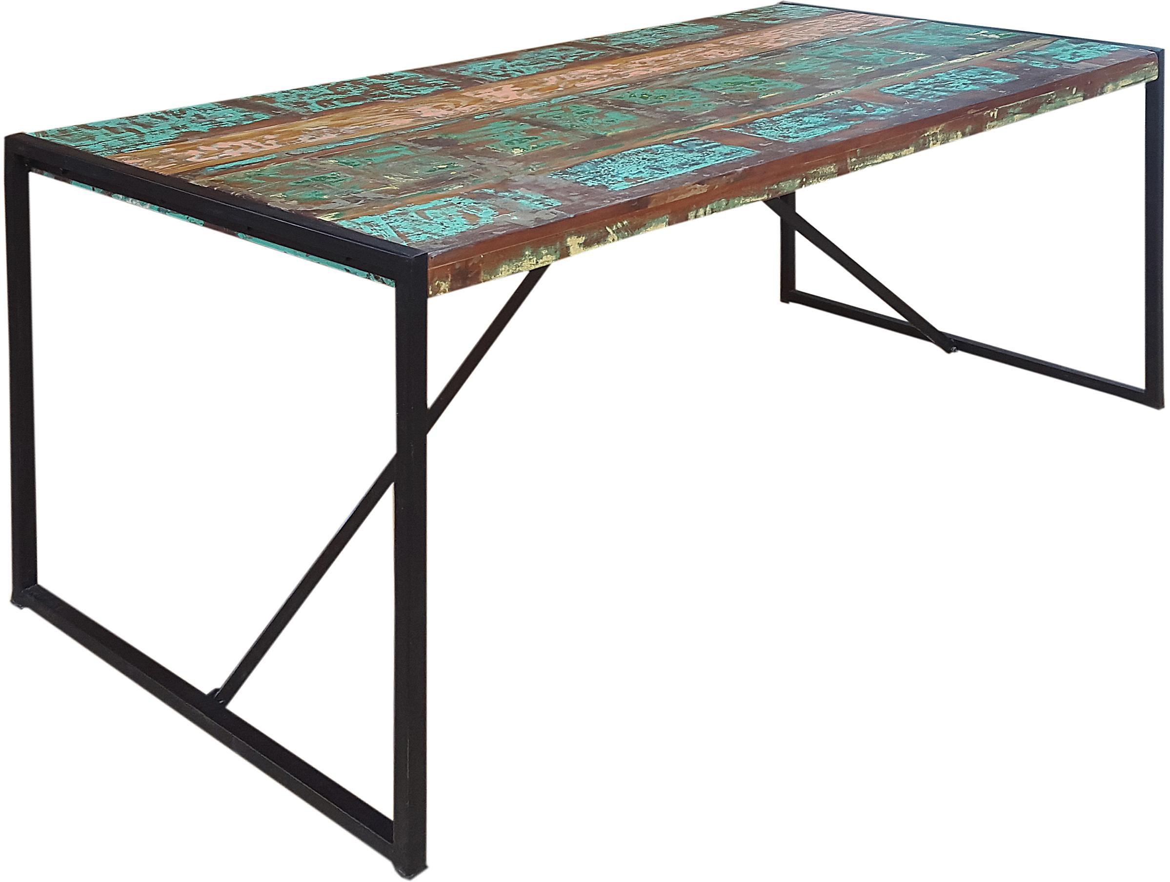 SIT Tisch »Bali«, aus recyltem Altholz