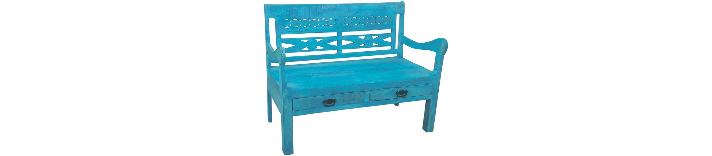 SIT Sitzbank »Blue«, 120 cm breit