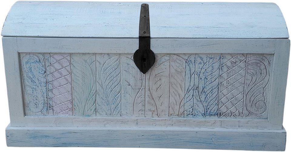 SIT Truhe »White«, 100 cm breit in weiss