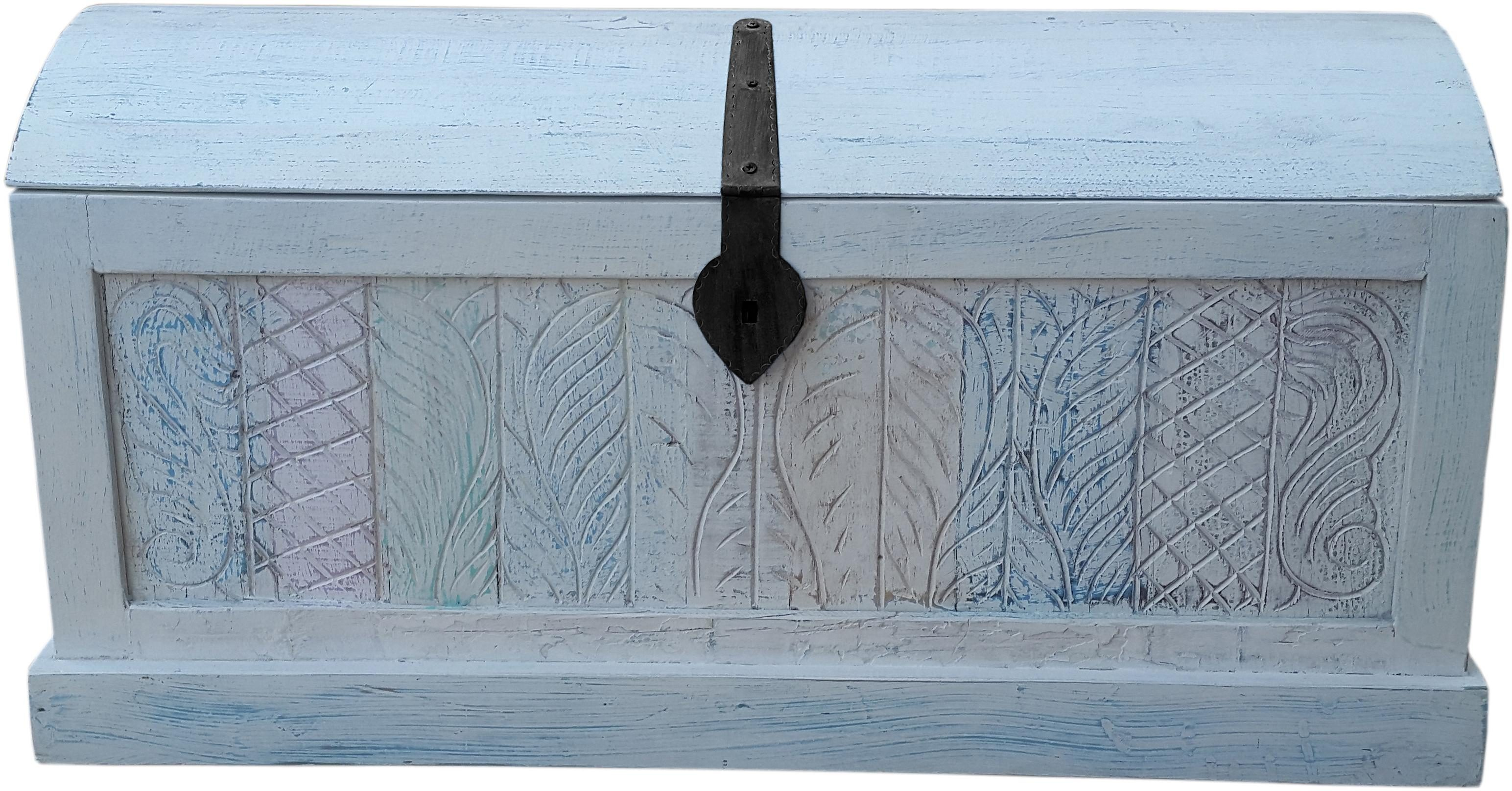 SIT Truhe »White«, 100 cm breit
