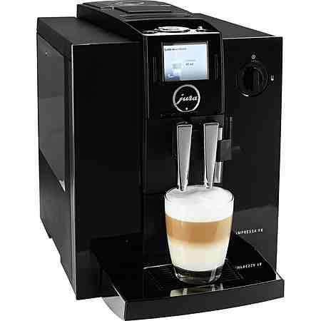 Jura Espresso-/Kaffee-Vollautomat 13731 IMPRESSA F8 TFT